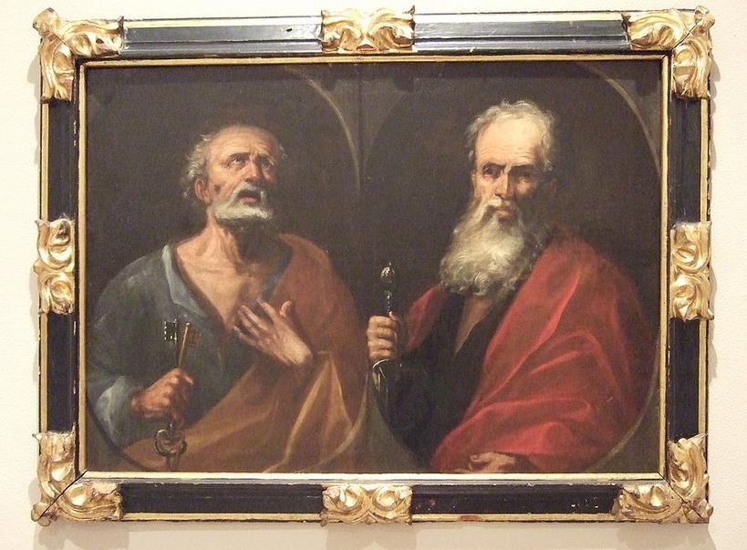 29 czerwca – uroczystość św. Piotra i Pawła