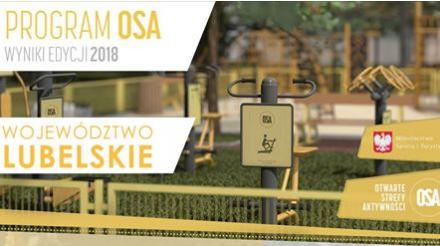 169 700 zł dla Gminy Zamość z Ministerstwa Sportu i Turystyki w ramach programu OSA