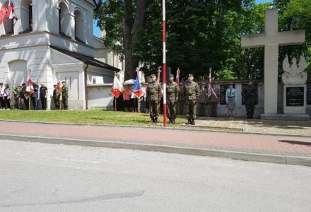 Obchody 75. rocznicy pacyfikacji Józefowa
