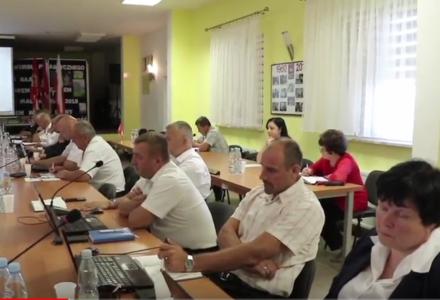 XLV sesja Rady Gminy Zamość [ VIDEO ]