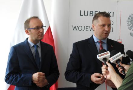 Wojewoda Lubelski o działaniach w sprawie plantatorów malin