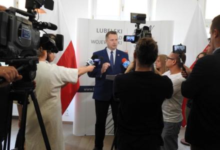 Wojewoda zawiadamia prokuraturę ws. skandalu w Sahryniu