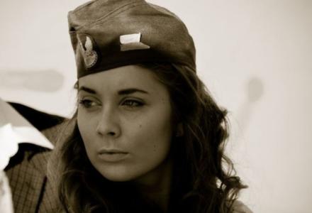 Wanda – sanitariuszka Powstania Warszawskiego, uszanował ją wróg okaleczyli kaci