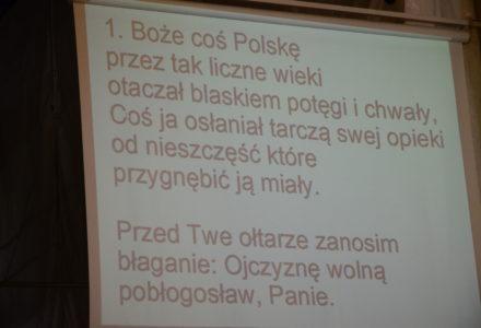 Obchody 74. rocznicy Powstania Warszawskiego w Zamościu. Mieszkańcy Zamojszczyzny oddali hołd bohaterom Powstania Warszawskiego