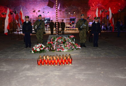 Obchody 79. rocznicy wybuchu II wojny światowej w Zamościu.