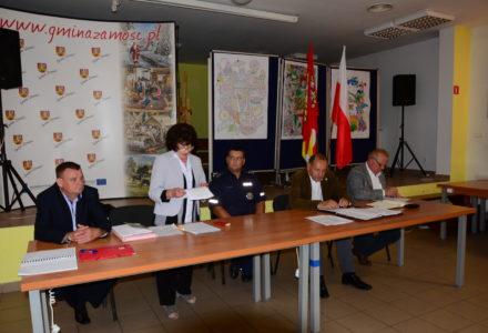 Mokre – zebranie wiejskie w sprawie funduszu sołeckiego