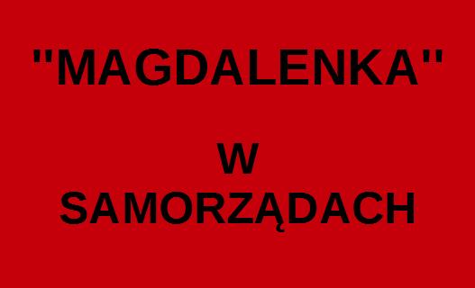 """Powiatowa """"Magdalenka"""""""