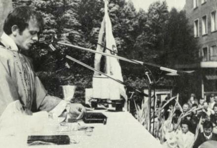 Jerzy Popiełuszko – kapłan niezłomny