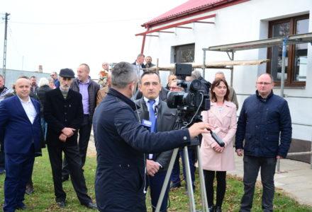 Wojewoda Przemysław Czarnek kolejny raz udzielił poparcia Kandydatowi na Wójta Gminy Sitno Krzysztofowi Seń