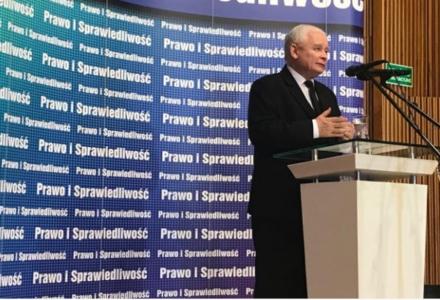 """Prezes PiS w Krośnie: """"Polityk musi kierować się patriotyzmem – polskim i lokalnym"""""""
