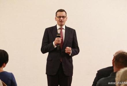 Premier Morawiecki: Media w ogromnej większości są zagraniczne. Często tworzą propagandę, jakiej by się nie powstydził Jerzy Urban