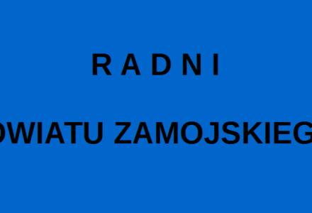 Nowa Rada Powiatu Zamojskiego, kto w niej zasiądzie?