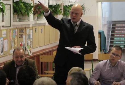 Zebranie Wiejskie w Sołectwie Borowina Sitaniecka – dlaczego uczestnicy zebrania nie chcieli przebudowy drogi ze środków budżetu państwa?