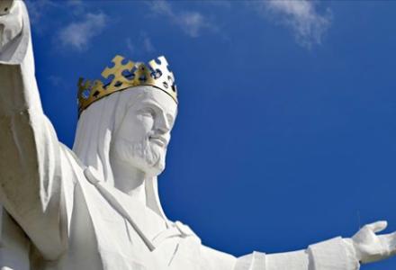 Prawdziwy Król i prawdziwe Królestwo [ słowo na niedzielę ]