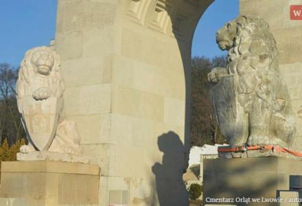 """Polacy ze Lwowa odpowiadają na ukraińską prowokację: """"Nie wyobrażam sobie, by lwy mogły zostać usunięte"""""""