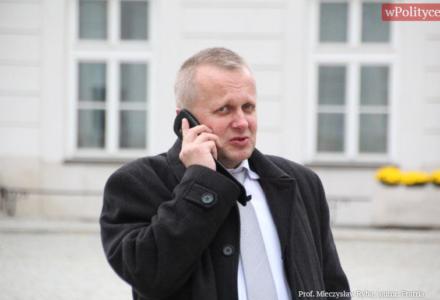 Prof. Ryba: Jeżeli nie zareagujemy w sprawie Mosbacher, sojusznicy i wrogowie będą nam dyktować co mamy robić