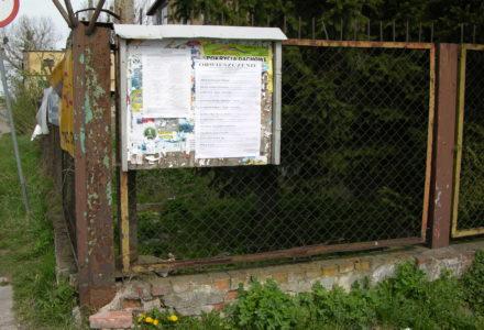 Gminne tablice ogłoszeń – czy takie tablice dobrze świadczą o wizerunku gminy?