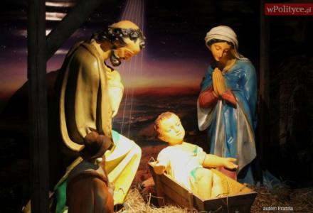 """Nawet za """"komuny"""" nie było tak intensywnej walki z tradycją Bożego Narodzenia jakiej doświadczamy obecnie"""