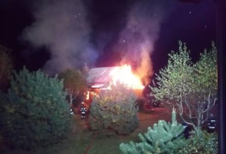 Pożar w Kalinowicach – POMÓŻ!!!