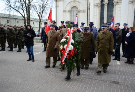 Obchody Narodowego Dnia Pamięci Żołnierzy Wyklętych w Zamościu [ FOTOREPORTAŻ ]