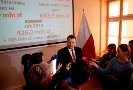Gigantyczne pieniądze na drogi lokalne w woj. lubelskim