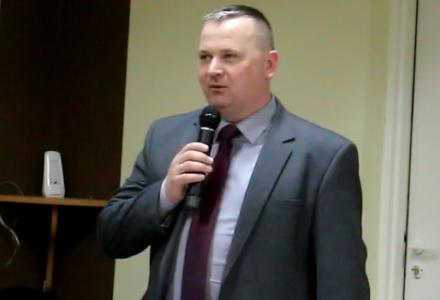 Radny Rady Gminy Zamość Krzysztof Ostasz otwarty na kontakt z wyborcami