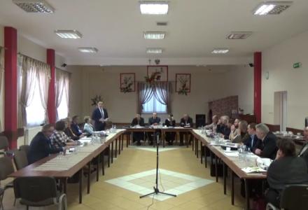 VI sesja Rady Gminy Sitno: konflikt między radnymi i sołtysami