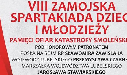 Spartakiada Pamięci Ofiar Katastrofy Smoleńskiej