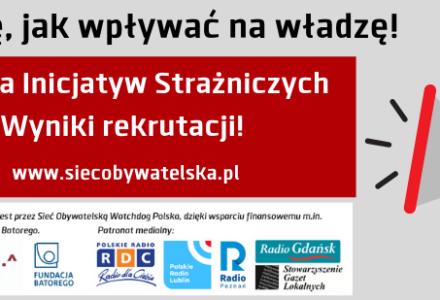 Mieszkaniec Gminy Zamość  jako jedyny z województwa lubelskiego zakwalifikował się do Szkoły Inicjatyw Strażniczych