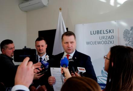 Wojewoda ogłosił nabór wniosków na Fundusz Dróg Samorządowych