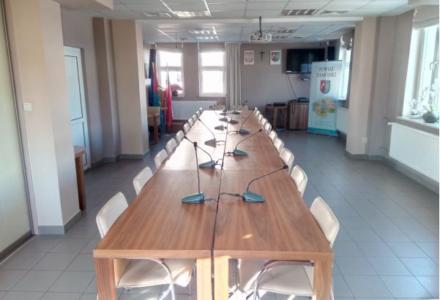 System informatyczny eSesja dla Starostwa Powiatu w Zamościu