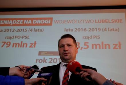 Prawie 100 mln zł na drogi lokalne. Gmina Zamość dostanie dofinansowanie na przebudowę drogi gminnej w Jatutowie