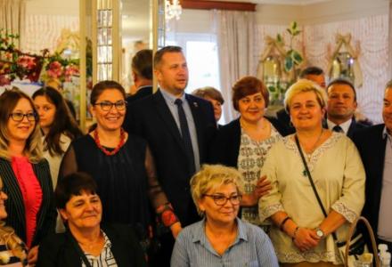 W Urszulinie spotkały się Koła Gospodyń Wiejskich z regionu lubelskiego