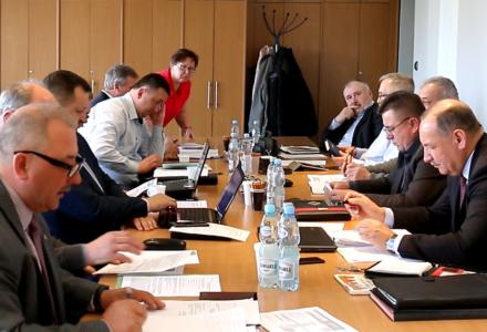 Gmina Zamość: Posiedzenie Komisji Rozwoju Gminy i Budżetu [ VIDEO ]