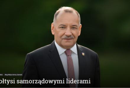 Czy Sołtysi w Gminie Zamość są samorządowymi liderami?