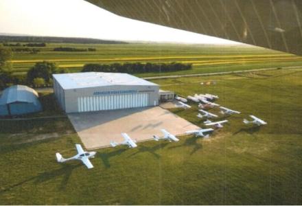 Oświadczenie Aeroklubu Ziemi Zamojskiej o gotowości przejęcia w zarząd lotniska Mokre