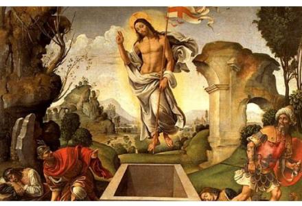 Dziś Uroczystość Zmartwychwstania Pańskiego
