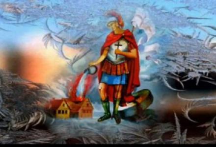 Św. Florian, żołnierz, męczennik, patron strażaków