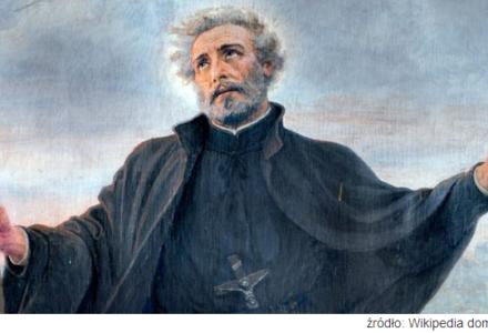 """Dziś święto patrona Polski Św. Andrzeja Boboli. """"Największy męczennik Kościoła"""""""