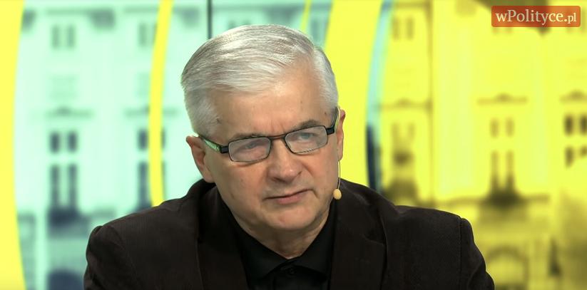 Cimoszewicz popiera zwrot mienia bezspadkowego? Wrzawa wokół wypowiedzi b. premiera. Co tak naprawdę powiedział?