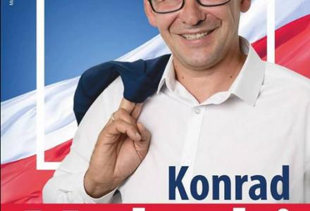 Konrad Małecki były kandydat na wójta został dyrektorem w Starostwie Powiatu Zamojskiego