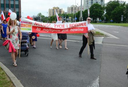 Marsz dla Życia i Rodziny  w Zamościu