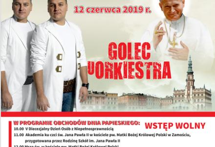 Zamojski Dzień Papieski 2019