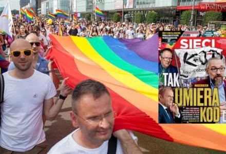 """Wojna o dusze, wojna o umysły. Górny w tygodniku """"Sieci"""": Jaka jest rola parad LGBT w rozgrywającej się zażartej wojnie kulturowej?"""