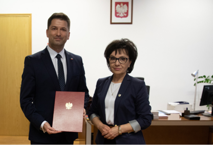 Poseł Sylwester Tułajew z Lublina nowym Sekretarzem Stanu w MSWiA