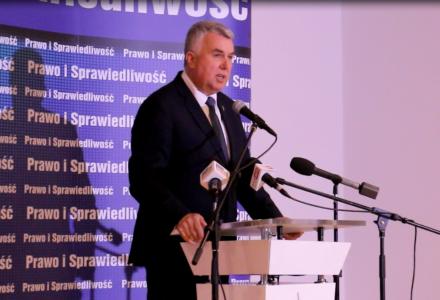 Komitet Wykonawczy PiS zatwierdził nowych szefów struktur regionalnych: Poseł Sławomir Zawiślak wraca do łask Prezesa