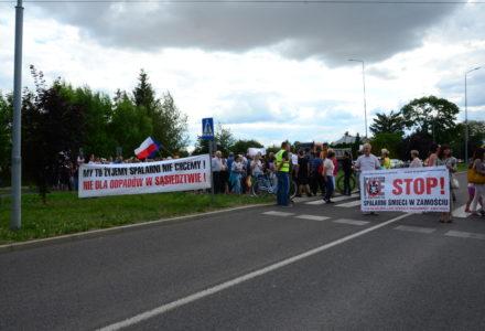 Stanowisko Veoli w sprawie protestu organizowanego przez przeciwników spalarni śmieci