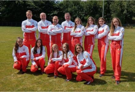 Dziewczyny z OSP Przytkowice jadą do Szwajcarii