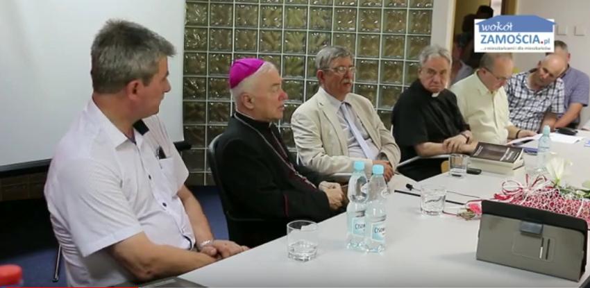 Spotkanie z z Arcybiskupem Janem Pawłem Lengą i dr Stanisławem Krajskim [ VIDEO ]