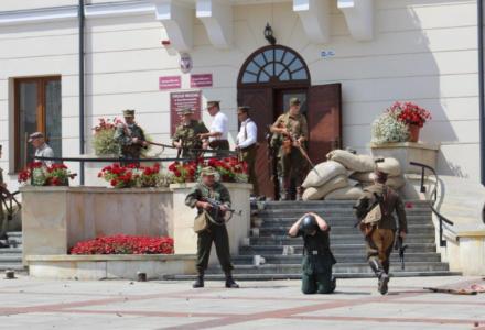 75. rocznica wkroczenia do Szczebrzeszyna Oddziału AK